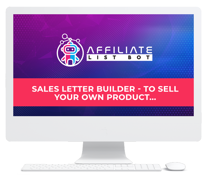 Affiliate List Bot Review - Software 2
